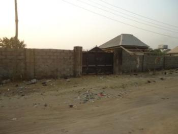 Residential Land with Fence, Jeremiah Useni Road, Before The Cottage Hospital, Kutunku, Gwagwalada, Abuja, Residential Land for Sale