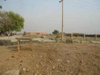 Hotel Plot, Opposite Sharia Court of Appeal, Before Immigration Office, Along The Military Barack Road, Gwagwalada, Abuja, Commercial Land for Sale