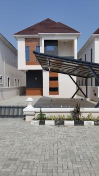 Massive 5 Bedroom Detached Duplex with Bq, Opposite Chevron Hq, Orchid Hotel Road, Lekki Expressway, Lekki, Lagos, Detached Duplex for Sale