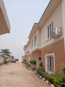Exquisitely Finished 4 Bedroom Terrace with a Room Boys Quarter., Vgc, Lekki, Lagos, Terraced Duplex for Rent