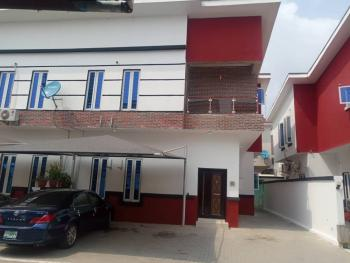 Luxury 4 Bedroom Terrace House, Orchid Hotel Road, Lafiaji, Lekki, Lagos, Terraced Duplex for Rent
