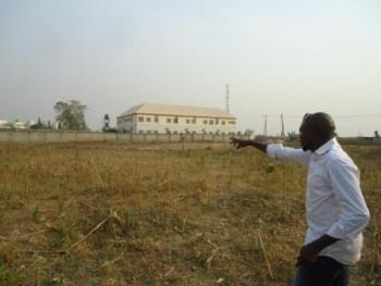 Residential Plots, Phase 1, After Custom Command & Staff College, By The Diamond Comprehensive School, Gwagwalada, Abuja, Residential Land for Sale