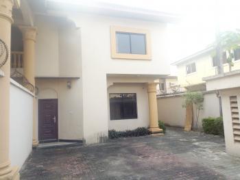 a Lovely 4 Bedroom Semi Detached Duplex, Lekki Phase 1, Lekki, Lagos, Semi-detached Duplex for Rent