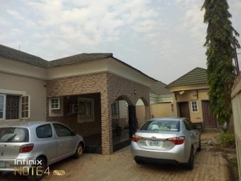 3 Bedroom Bungalow with One Room Guest and 3 Rooms Guests House., Aldenco Estate, Galadimawa, Abuja, Detached Bungalow for Sale