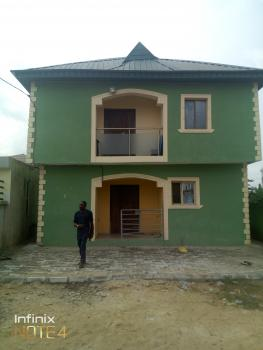 Newly Renovated 2 Bedroom Flat in a Fenced and Gated Compound, Green Ville Estate, Badore, Ajah, Lagos, Flat for Rent