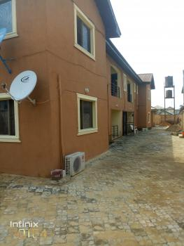 Newly Renovated 2 Bedroom Flat with Personal Prepaid Meter, Clean Water, Good Road, Secured Estate and Many More, First Unity Estate, Off Cooperative Villa, Badore, Ajah, Lagos, Flat for Rent