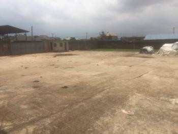 Strategic: 3 Plots of Land Measuring 1952m2, Along Apapa/oshodi Expressway, Oshodi, Lagos, Commercial Property for Sale