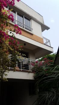 Well Built 3 Bedroom Luxury Townhouse + 2 Room Bq, South West, Ikoyi, Lagos, Terraced Duplex for Sale