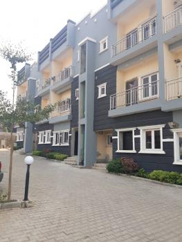 a Tastefully Finished Brand New 4 Bedroom Terrace Duplex, By Ministry of Works, Very Close to Wuse 2 Bridge, Mabuchi, Abuja, Terraced Duplex for Rent