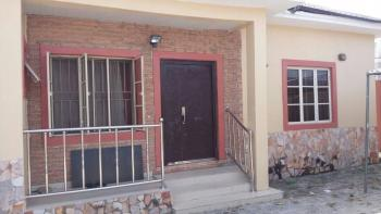 745 Sqm Fenced, Gated and Well Paved Compound with Lavishly Spacious 4 Bedroom Bungalow and 2 Bedroom Bq, Opposite Lufasi Nature Park & Fara Park, Sangotedo, Ajah, Lagos, Detached Bungalow for Sale