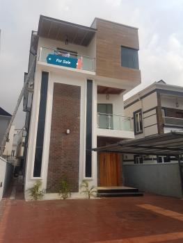 Top Notch Luxury 5 Bedroom Detached Duplex with Bq +pool+gym+cinema, Lekki, Lagos, Detached Duplex for Sale
