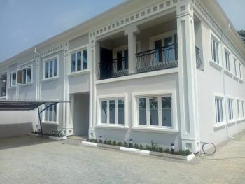 Newly Built 4 Bedroom Semi Detached  Duplex with 1 Massive Bq, Parkview, Ikoyi, Lagos, Semi-detached Duplex for Rent