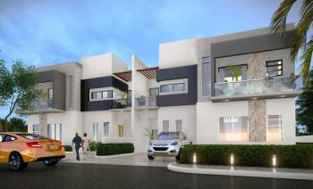 4 Bedroom Semi Detached Duplex (off Plan Project with 12 Months Delivery), By Linda Choker Street, Asokoro District, Abuja, Semi-detached Duplex for Sale