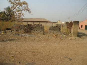Residential Land, Angwan Shanu, By The Back of The Central Mosque, Stadium Layout, Gwagwalada, Abuja, Residential Land for Sale