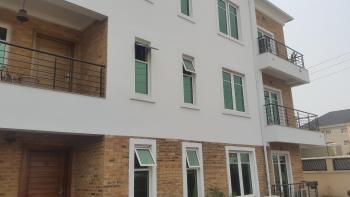 Luxury Serviced 3 Bedroom Flat + 1 Bq, Orchid Road, Lekki Phase 2, Lekki, Lagos, Flat for Rent