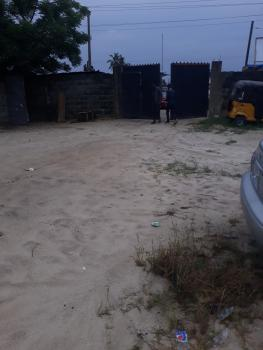 Strategically Located Two Plots of Land, Lekki Expressway, Lekki, Lagos, Commercial Land for Sale