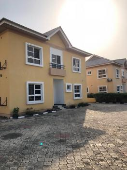 4 Bedroom Detached Duplex with Bq, Northern Foreshore Estate, Chevron, Lekki, Lagos, Detached Duplex for Rent