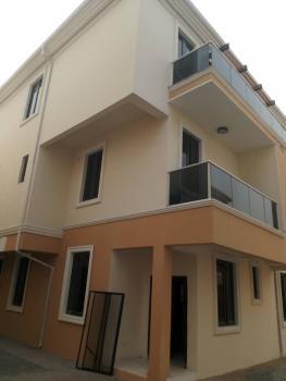5 Bedrooms Terrace Duplex, Osapa, Lekki, Lagos, Terraced Duplex for Sale