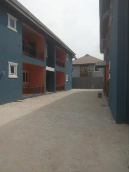 a Newly Finished 2 Bedroom with High Standard Facilities, Sars Road, By Obio Akpo Market, Rumuahalu, Port Harcourt, Rivers, Flat for Rent