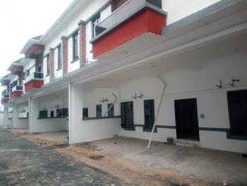 Newly Built Serviced 4 Bedroom Terraced Duplex, Lekki 2nd Toll Gate, Conservation Rd, Lekki Expressway, Lekki, Lagos, Terraced Duplex for Rent