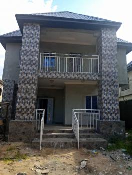 3 Bedroom Duplex, Jehovahs Witness Street, Off Okpanam Road, Asaba, Delta, Detached Duplex for Sale