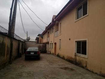 Well Priced Block of 4 Flats in a Good Location, Juli Estate, Off Iju Road, By Aina Bus Stop, Fagba, Agege, Lagos, Block of Flats for Sale