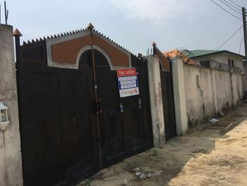 4 Bedroom Detached Bungalow in a Close, Greenville Estate, Badore, Ajah, Lagos, Detached Bungalow for Sale