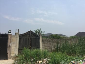 1,000 Sqm Fenced Land in a Close, Badore, Ajah, Lagos, Residential Land for Sale
