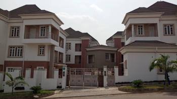 4 Units of 4 Bedroom Terrace with Bq. This Property Is Located in a Very Good Environment By British Council Wuse2, Wuse 2, Abuja, Terraced Duplex for Sale