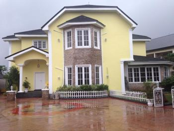 Magnificently Built,  Stunningly Classic and  Luxuriously Finished/furnished  5 Bedroom Gorgian Style Duplex, Okuru, Off Peter Odili Road, Trans Amadi, Port Harcourt, Rivers, Detached Duplex for Sale