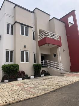 Luxury 3 Bedroom Terrace, Guzape District, Abuja, Terraced Duplex for Rent