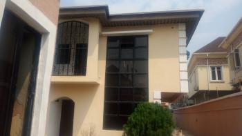 4 Bedroom House with Separate Bq, Idado Estate, Near Chevron, Idado, Lekki, Lagos, Semi-detached Duplex for Rent