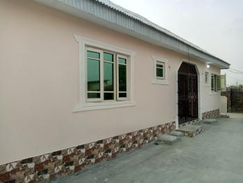 Newly Built 2 Bedroom Apartment with a Store, Ebute/igbogbo Road, Ebute, Ikorodu, Lagos, Semi-detached Bungalow for Rent