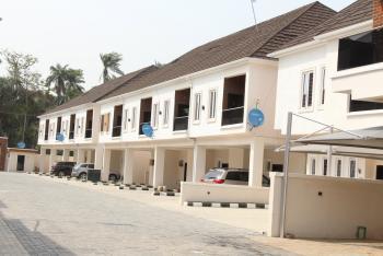 Luxury 3 Bedroom Terrace, Lafiaji, Lekki, Lagos, Terraced Duplex Short Let