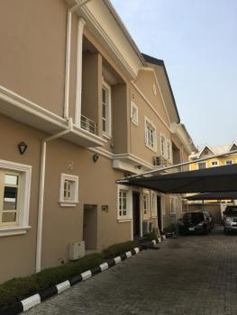 Lovely 5 Bedroom Semi Detached Duplex with a Bq, Parkview, Ikoyi, Lagos, Detached Duplex for Rent