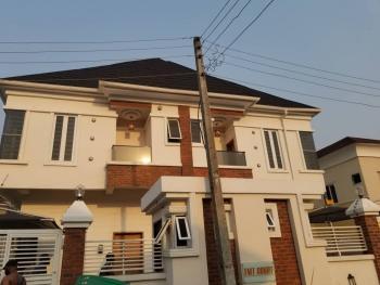 Luxurious 4 Bedroom Semi Detached Duplex, Before Chevron, Idado, Lekki, Lagos, Semi-detached Duplex for Rent