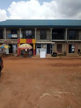 Present Day Shopping Complex with a Mini Flat and 2 Sets of 3 Bedrooms, Isheri Igando Express Road, Isheri, Lagos, Plaza / Complex / Mall for Sale