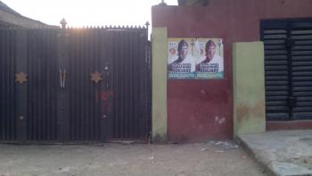 Commercial Property, Ogundele Street, Oja Oba, Abule Egba, Agege, Lagos, Mixed-use Land for Sale