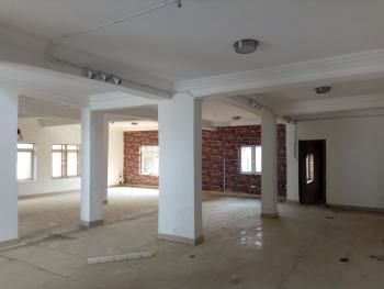 Office/shop Space of About 450sqm Good for Show Room, Restaurant, Shop, Office, Off Ibb Way, Maitama District, Abuja, Detached Duplex for Rent