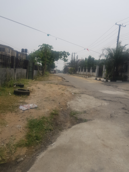 Almost 2 Plots of Land, Mbiama Street, Off Abana Street, Old Gra, Port Harcourt, Rivers, Mixed-use Land for Sale