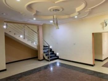 Lovely Finished 3 Bedroom Service Terrace Duplex, Paradise Estate Chevron Drive, Lekki, Lagos, House for Rent