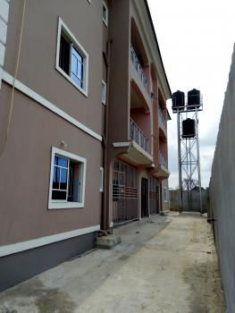 Newly Built 2 Bedroom En Suit  in a Beautiful Estate, By The Lords Chosen Church, East West Road, Before Obirikwere Bridge, Obio-akpor, Rivers, Flat for Rent