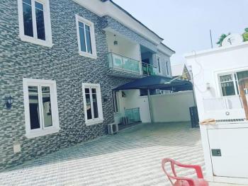 Fantastic and Partially Furnished Executive 4 Bedroom + Bq, Lekki Phase 1, Lekki, Lagos, Detached Duplex for Rent