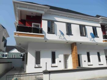 3 Bedroom Semi Detached Duplex for Sale in Chevron Area of Lekki, Chevron Alternative Route, Lekki, Lagos, Semi-detached Duplex for Sale