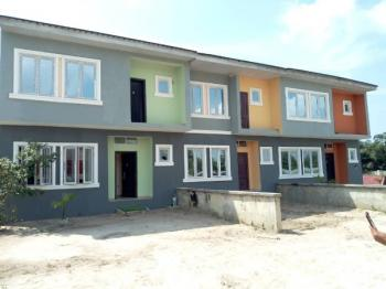 Terrace House, Furnished, Behind May Fair Gardens, Abijo, Lekki, Lagos, Terraced Duplex for Sale