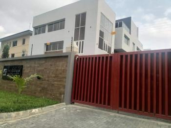 5 Bedroom Brand New Serviced Semi Detached House with 2 Bedroom Bq and a Swimming Pool, Bank Road, Banana Island, Ikoyi, Lagos, Semi-detached Duplex for Rent