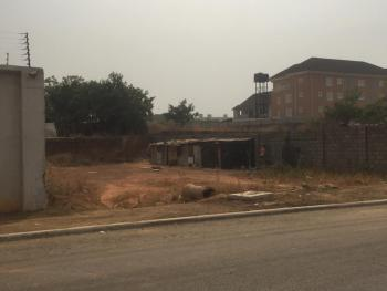 Fenced 800sqm Plot of Land, By Naval Quarters, Jahi, Abuja, Residential Land for Sale