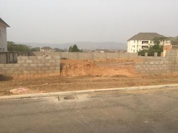 Fenced 1000sqm Plot By Naval Quarters, By Naval Quarters, Jahi, Abuja, Residential Land for Sale