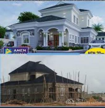 5 Bedroom Detached Duplex with at Bq, Amen Estate, Eleko, Ibeju Lekki, Lagos, Detached Duplex for Sale
