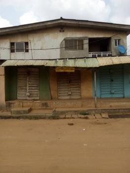 a Block of 6 Flats and Roll of Shops, Abule Egba, Ijaiye, Lagos, Block of Flats for Sale